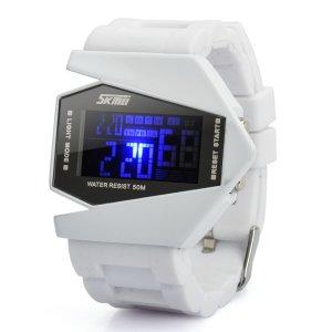 SKMEI 0817  Digital Relojes LED de Hombre