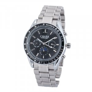 CJIABA GA07605 Mecánico Relojes Mecánicos de Hombre