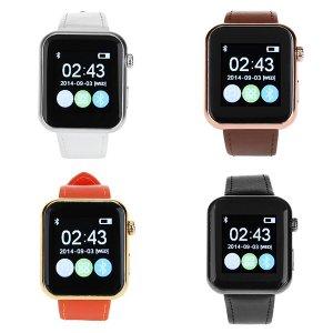 Atongm AW08 1.44 pulgadas reloj inteligente Bluetooth versión 4.1 pantalla táctil