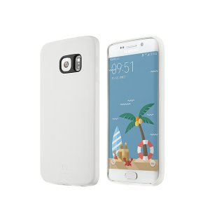 Funda Protectora Transparente BASEUS para Samsung Galaxy S6 Edge