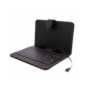 FUNDA CON TECLADO USB TABLET 7 NEGRO