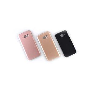 Estuche genérico para celular Samsung S7 Rosado/Dorado/Negro