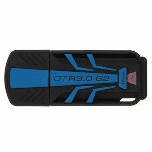 Kingston DTR30G2 16GB USB3.0 Memorias USB - Azul