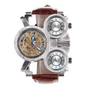 HY-06 Mecánico Relojes Mecánicos de Hombre